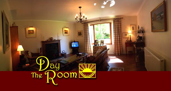 The Day Room: a comfortable common room for your relaxation!
